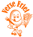 De verse friet kraam Logo
