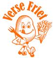 De verse friet kraam Logo